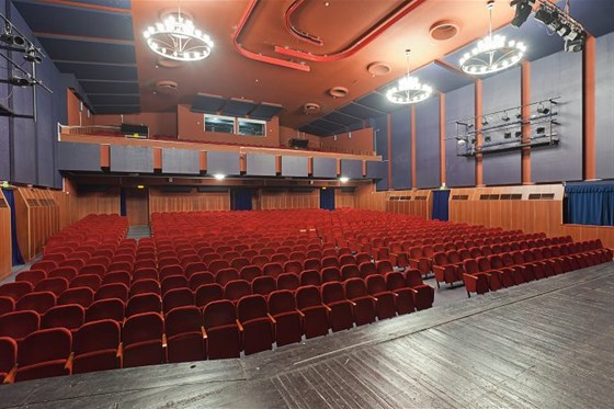 Театр виктюка схема зала