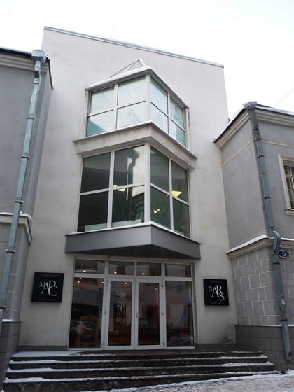 Двухэтажная галерея, больше