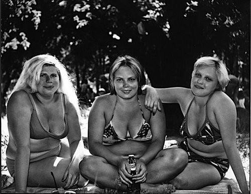 голые тетки в годах фото