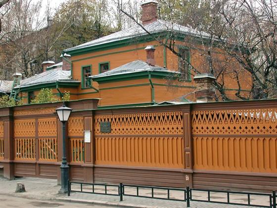 Музей Усадьба Льва Толстого «Хамовники» - Музеи Москвы - Афиша