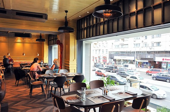 Ресторан Double Dutch - фотография 17