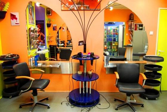 Салон специализируется на парикмахерских
