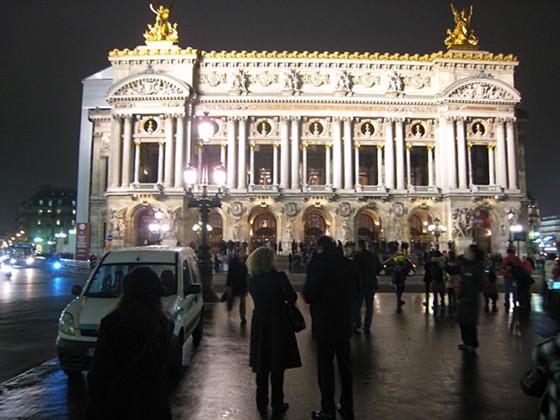Опера Гарнье — главная